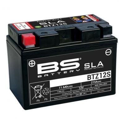Batterie BS Battery BTZ12S 12V 11,6Ah SLA activée usine