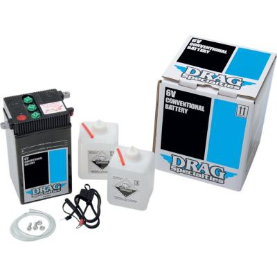 Batterie Drag Specilities H-2 6V 22Ah