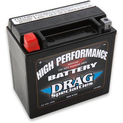 Batterie Drag Specilities YTX14 12V 7Ah