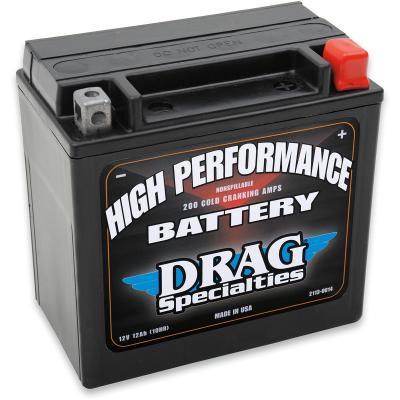 Batterie Drag Specilities YTX14L 12V 12Ah