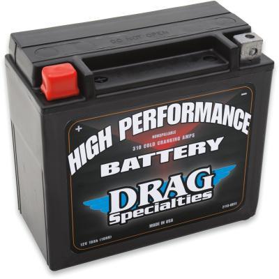 Batterie Drag Specilities YTX20H 12V 18Ah