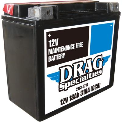 Batterie Drag Specilities YTX20H-FT-BS 12V 18Ah