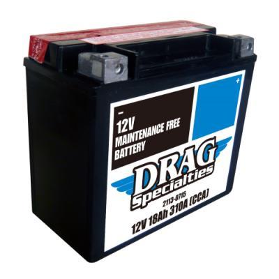 Batterie Drag Specilities YTX20HL-FT-B 12V 18Ah