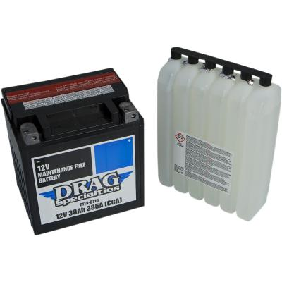 Batterie Drag Specilities YTX30L-FT-BS 12V 30Ah
