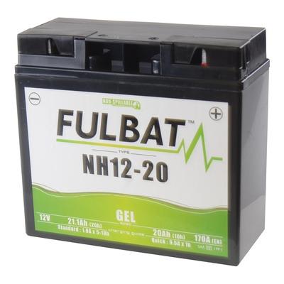 Batterie Fulbat N12-20 gel 12V 20ah