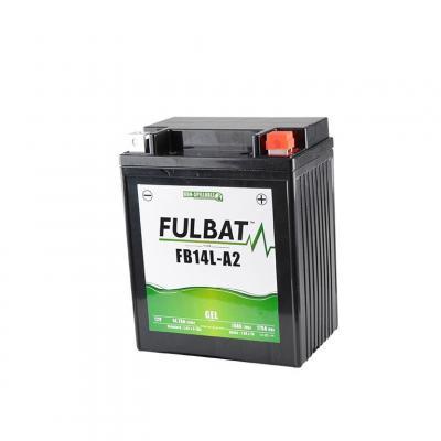 Batterie Fulbat FB14L-A2 gel 12V 14Ah