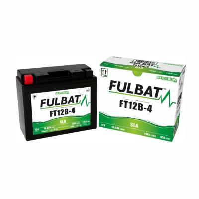 Batterie Fulbat FT12B-4 12V 10Ah