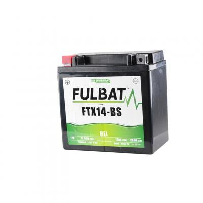 Batterie Fulbat FTX14-BS gel 12V 12Ah