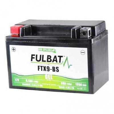 Batterie Fulbat FTX9-BS gel 12V 8Ah