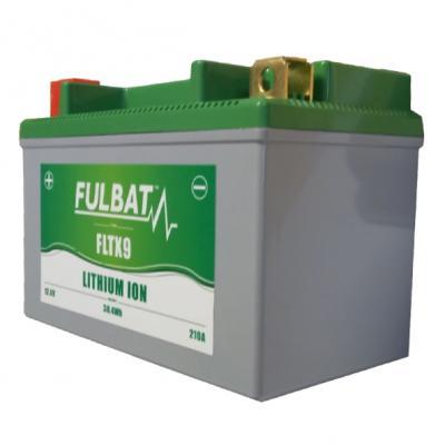 Batterie Fulbat FTZ10S Lithium 12V 4AH
