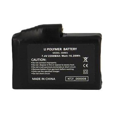 Batterie gants chauffant Esquad à l'unité