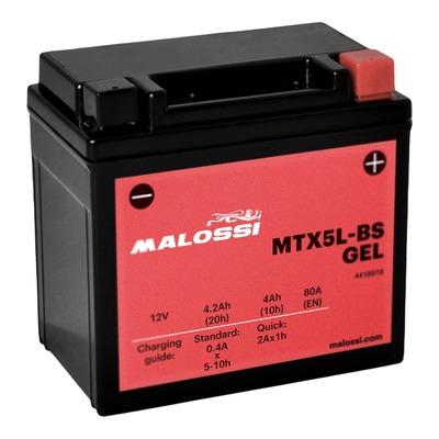 Batterie gel Malossi MTX12-BS