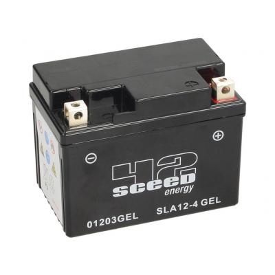 Batterie gel Sceed 42 SLA12-4 12V 4Ah