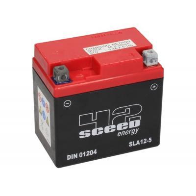 Batterie gel Sceed 42 SLA12-5 12V 5Ah