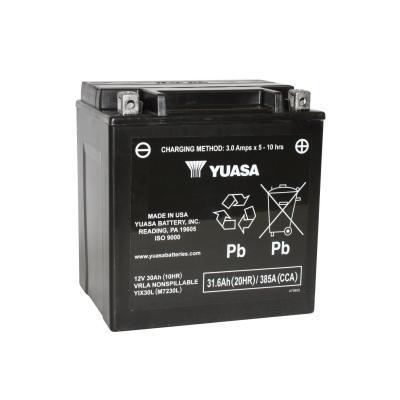 Batterie Gel Yuasa YIX30L 12V 30Ah