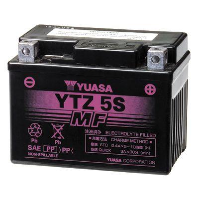 Batterie Gel Yuasa YTZ5S 12V 3,5Ah