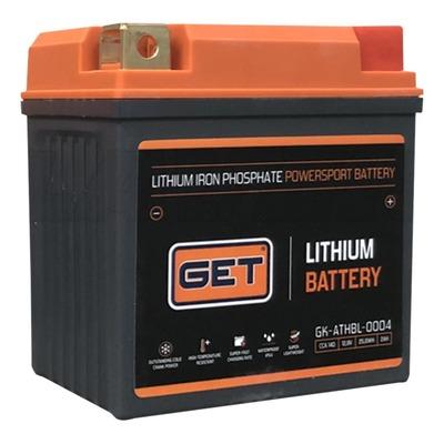 Batterie GET Lithium LiFePO4 ATH4 12V 2Ah