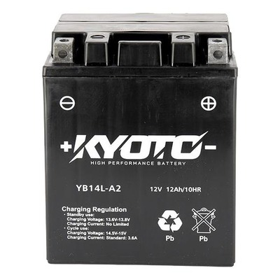 Batterie Kyoto YB14L-A2 SLA AGM