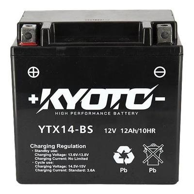 Batterie Kyoto GTX14S-BS SLA AGM
