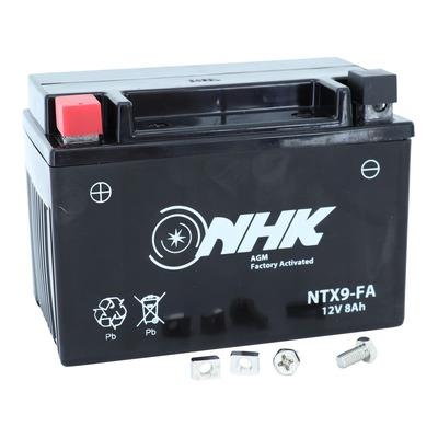 Batterie NHK NTX9 12V 8ah