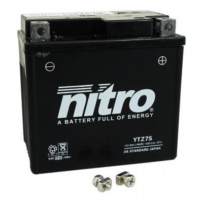 Batterie Nitro 12V 6Ah YTZ7S Gel