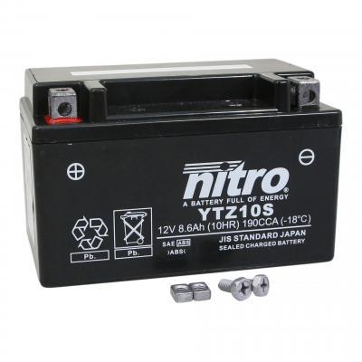 Batterie Nitro 12V 8,6Ah YTZ10S Gel