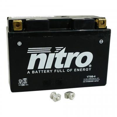 Batterie Nitro 12V 8Ah YT9B4 Gel