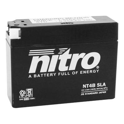 Batterie Nitro NT4B 12V 4Ah prête à l'emploi