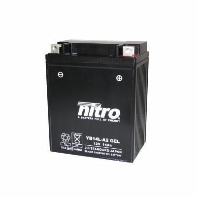 Batterie Nitro YB14-A2 12V 14 Ah Gel