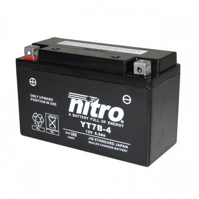 Batterie Nitro YT7B-4 12V 6,5 Ah Gel