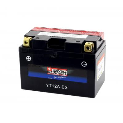 Batterie Power Thunder YT12A-BS 12V9.5Ah
