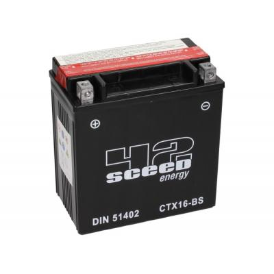 Batterie Sceed 42 YTX16-BS 12V 14Ah avec pack acide