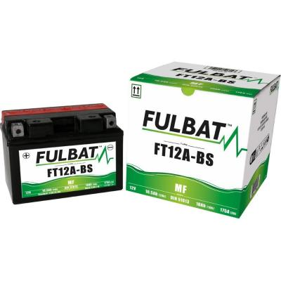 Batterie FT12A-BS Fulbat 12V - 10Ah