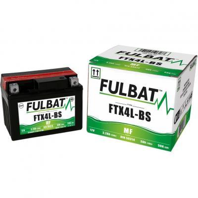 Batterie FTX4L-BS Fulbat 12V - 3Ah