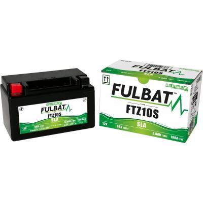 Batterie FTZ10S Fulbat 12V - 8.6Ah SLA