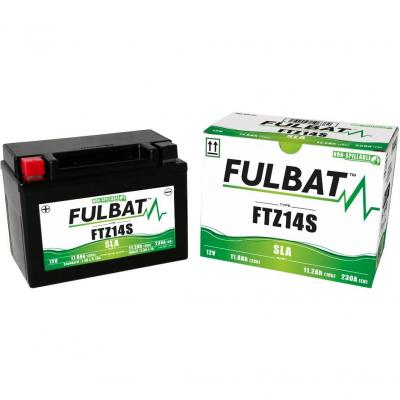 Batterie FTZ14S Fulbat 12V - 11.2Ah SLA