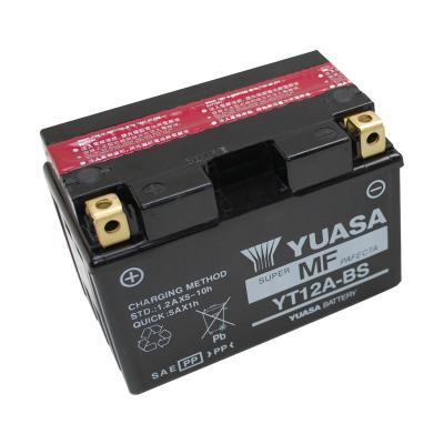 Batterie Yuasa YT12A-BS 12V 10Ah