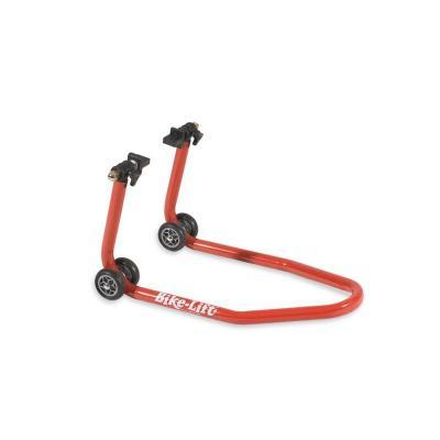 Béquille de stand avant rouge Bike Lift pour étriers radiaux