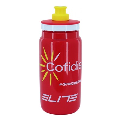 Bidon Elite Pro team Cofidis (550ml) 2021