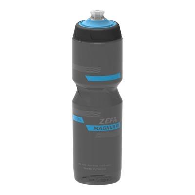 Bidon Zefal Magnum Pro (1L) fumé noir/bleu