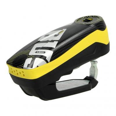 Bloque disque Abus Detecto 7000 RS1 jaune / noir avec alarme