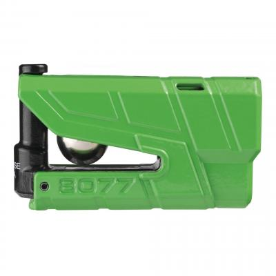 Bloque disque Abus Granit Detecto 8077 vert avec alarme