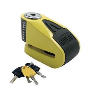 Bloque disque Auvray B-Lock 06 jaune/noir