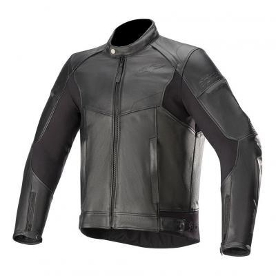 Blouson cuir Alpinestars SP-55 noir