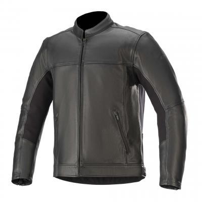 Blouson cuir Alpinestars Topanga noir