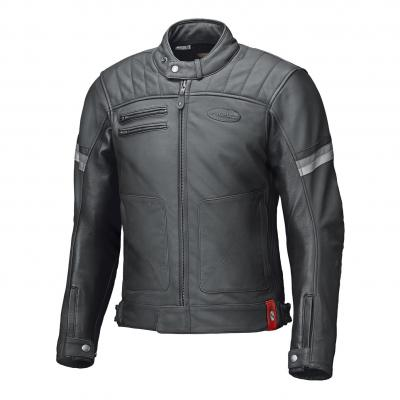 Blouson cuir Held Hot Rock noir (long)