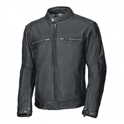 Blouson cuir perforé Held Summer Ride noir