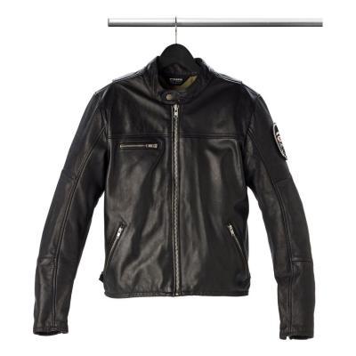 Blouson cuir Spidi ORIGINALS LEATHER noir