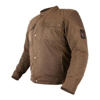 Blouson Overlap Phil marron