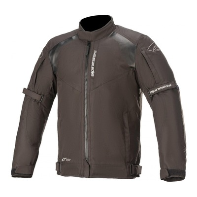 Blouson textile Alpinestars Headlands Drystar noir